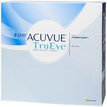 1-DAY ACUVUE TruEye 90 Pack contact lenses
