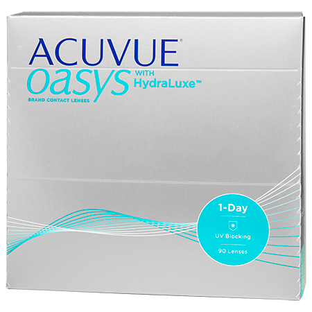ACUVUE OASYS 1-Day, 90  Pack