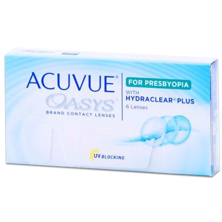 ACUVUE OASYS for PRESBYOPIA, 6-Pack