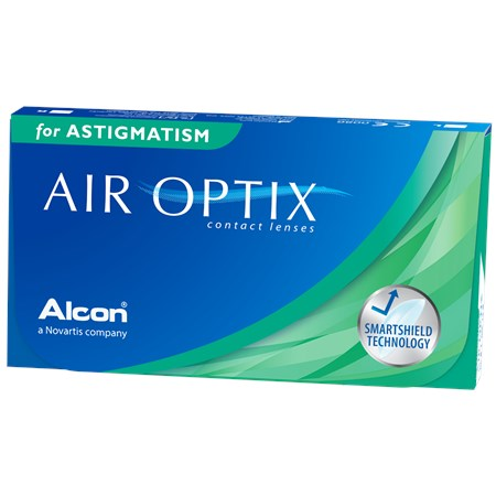 Air Optix For Astigmatism Contact Lenses By Alcon Walmart Contacts