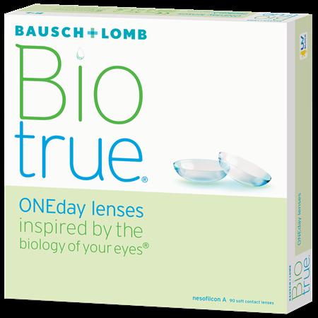 Biotrue ONEday – 90 Pack