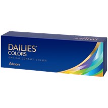 DAILIES Colors 30 Pack contact lenses