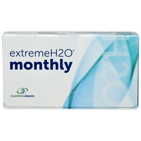 Extreme H2O Monthly 6pk contacts