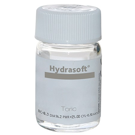 Hydrasoft Toric Vial contacts