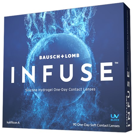 INFUSE Bausch + Lomb INFUSE 90pk contacts