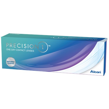 Precision1 30 Pack contacts