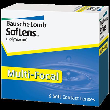 SofLens Multi-Focal – 6 Pack