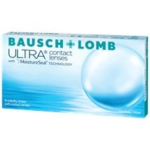 Bausch + Lomb ULTRA contact lenses